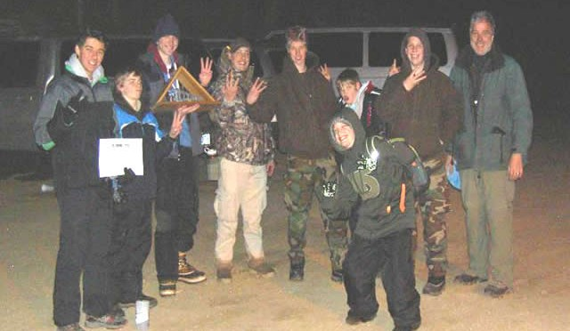 Klondike 2015 – Troop 3-peats!  Let's make 2018 another 1st place year!